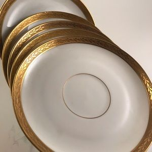 Vintage small plates Hutschenreuther Selb Bavaria